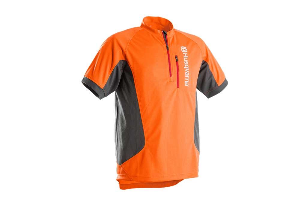 Hi Vis Work T-Shirt, Short Sleeve